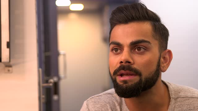 Proud feeling to get Player of the Tournament, says Virat Kohli - Cricket News