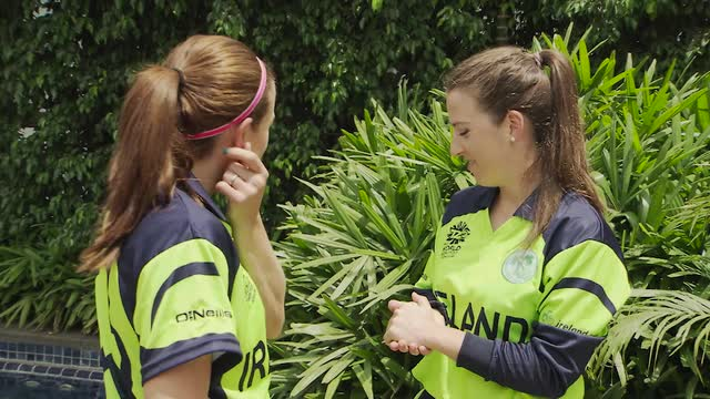 Ireland's Joyce Sisters - T20 Videos