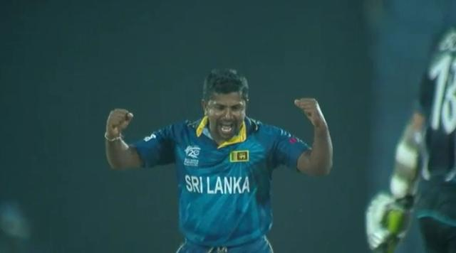 M30: SL v NZ - Man of The Match – Rangana Herath