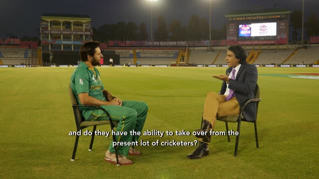 Shahid Afridi in depth feature - T20 Videos