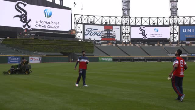 ICC Visit to Chicago White Sox