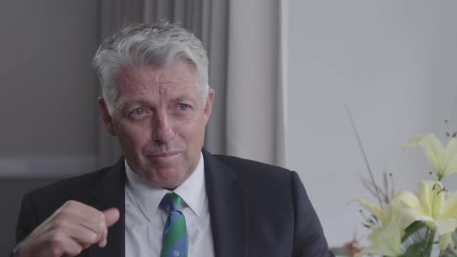 David Richardson talks about ICC Annual Conference 2016