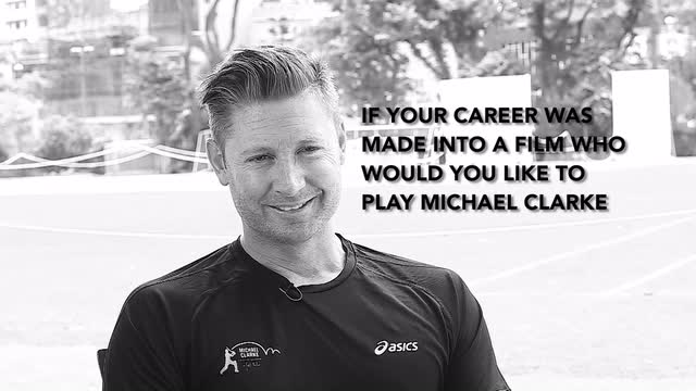 Quick-Fire With Michael Clarke