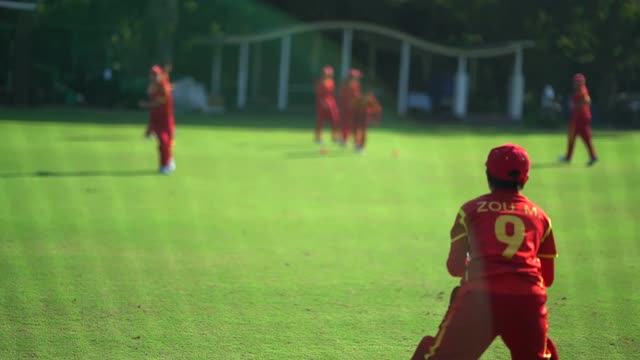 Hong Kong v China ICC Women's World Cup Qualifier, Asia
