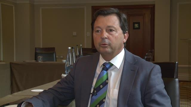 ICC Director David Peever reflects on the Cape Town meetings
