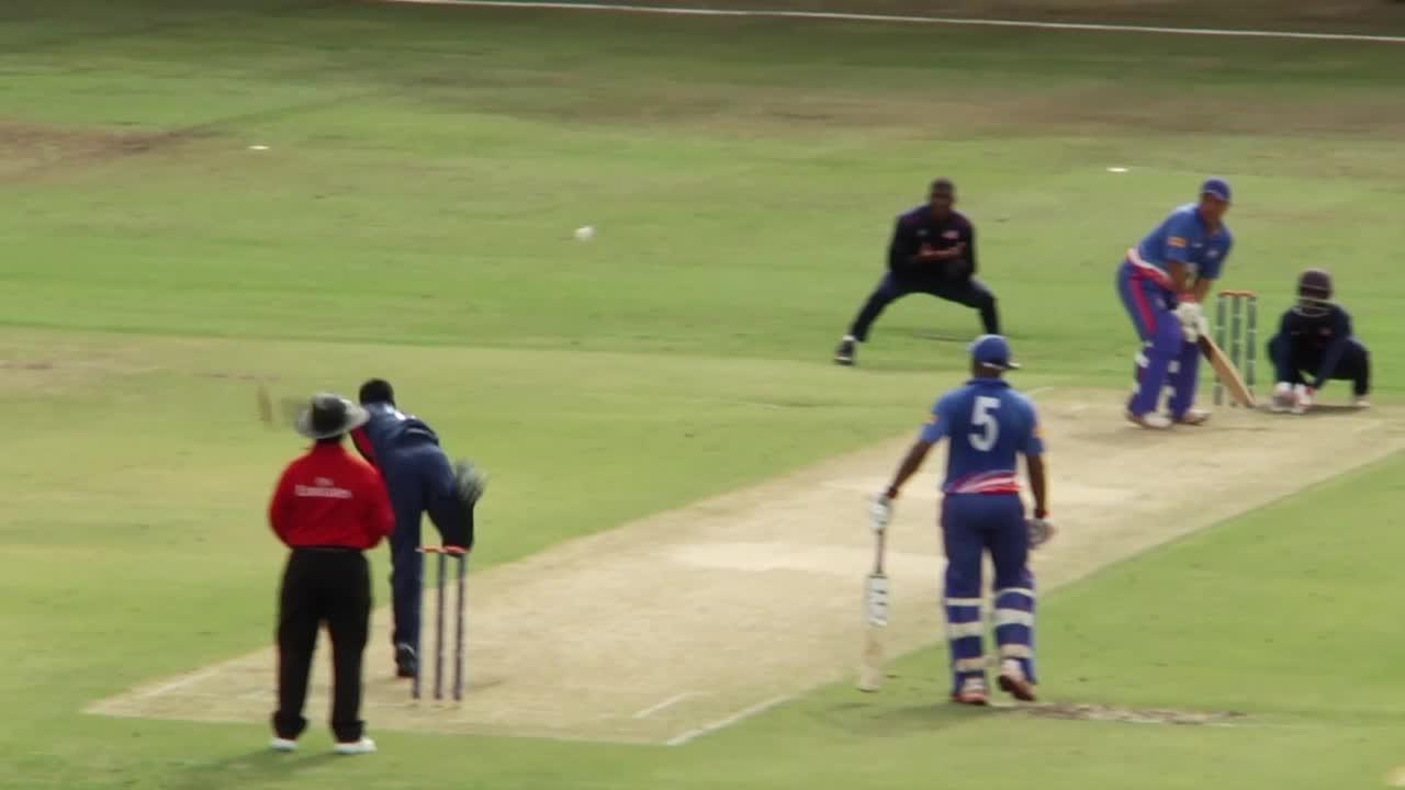 USA v Bermuda #WCL4 Highlights