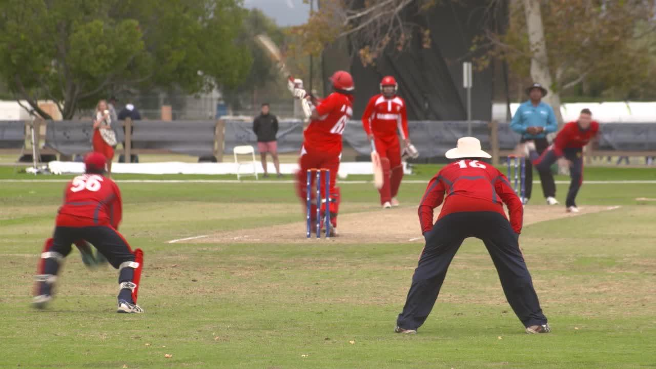 Jersey v Denmark #WCL4 Highlights