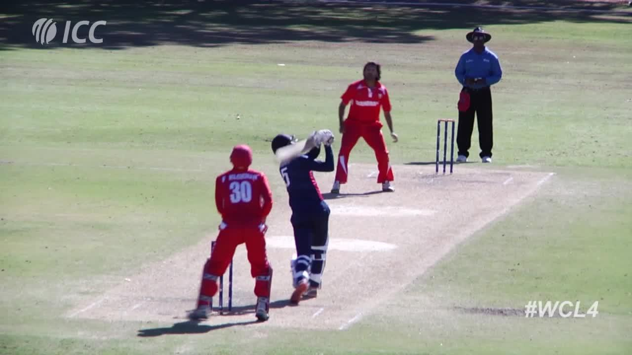 USA v Denmark #WCL4 Highlights