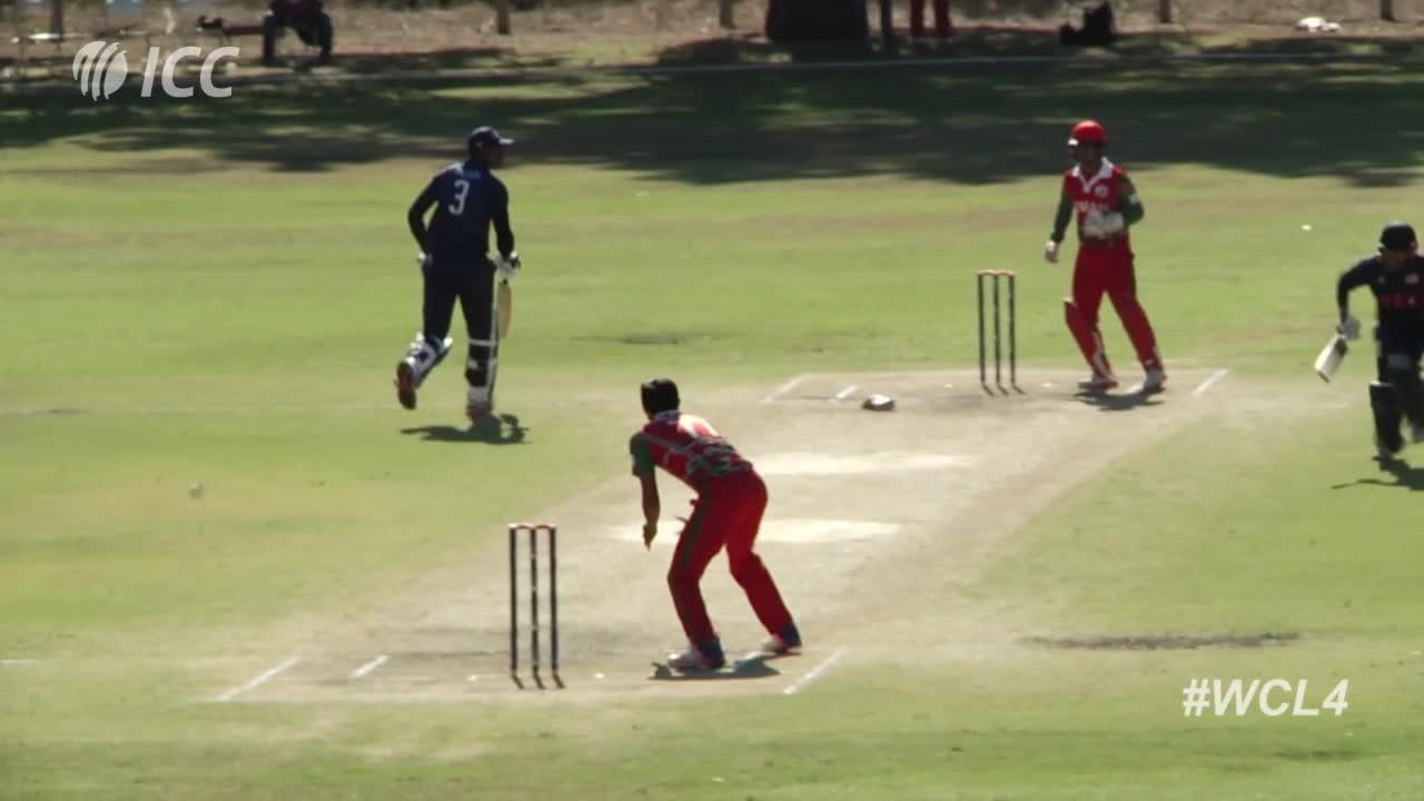 USA v Oman #WCL4 Final Highlights