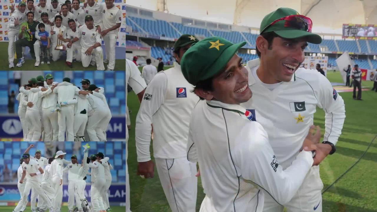 Misbah-ul-Haq Interview Part 1