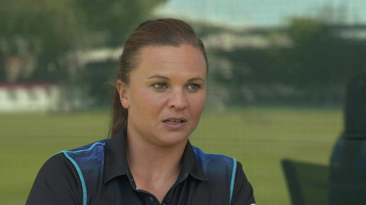ICC Women's World Cup Build-Up