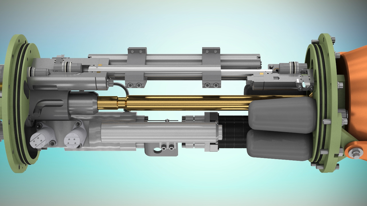 PULSE LF Low-Flow Ultrasonic Chemical Injection Metering Valve: Secondary Flow Indication
