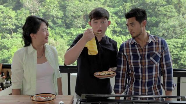 Ep 2 - Omelette | Family Kitchen with Sherson Web Series