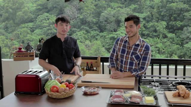 Ep 3 - Sandwich | Family Kitchen with Sherson Web Series
