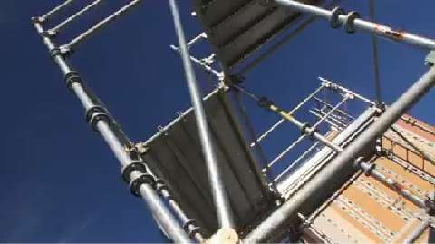 The SIA Scaffold Safety Challenge