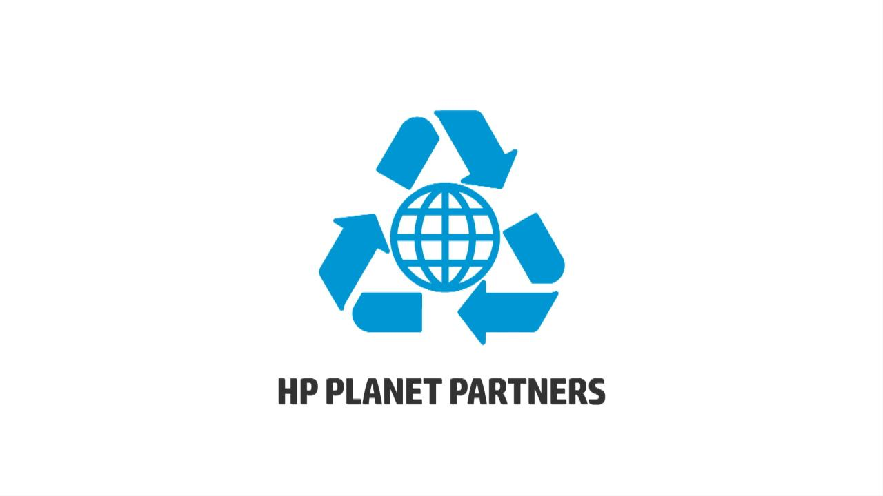 HP Ink Cartridge Recycling