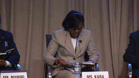 State of the Africa Region: Facing the Challenges, Continuing to Rise