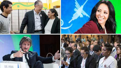 2015 Annual Meetings: Ending Poverty Is 'the Best Story Ever' y Ever'