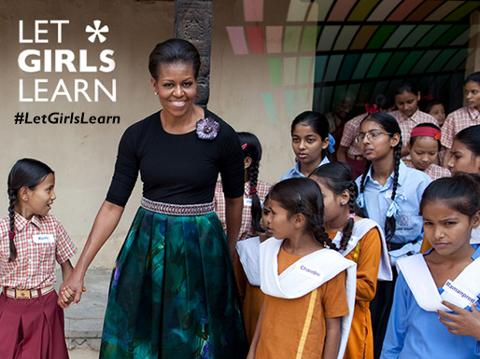 Let Girls Learn Featuring Michelle Obama