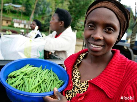 Future of Food: Why Healthy, Safe and Sustainable Food is a Basic Necessity