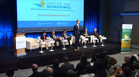 Out of the Shadows: Making Mental Health a Global Development Priority
