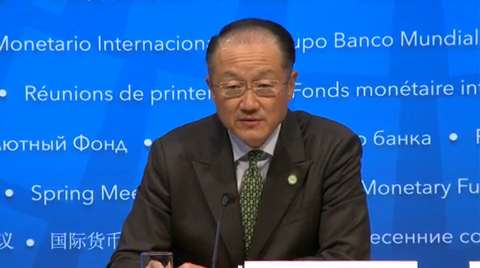WBG Opening Press Conference