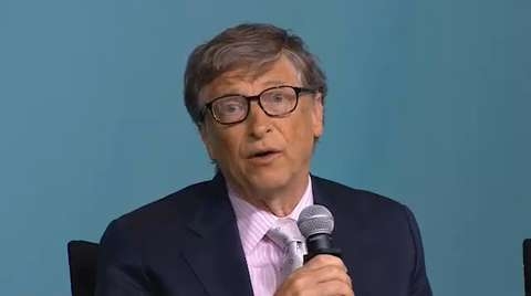 A New Vision for Financing Development with Bill Gates