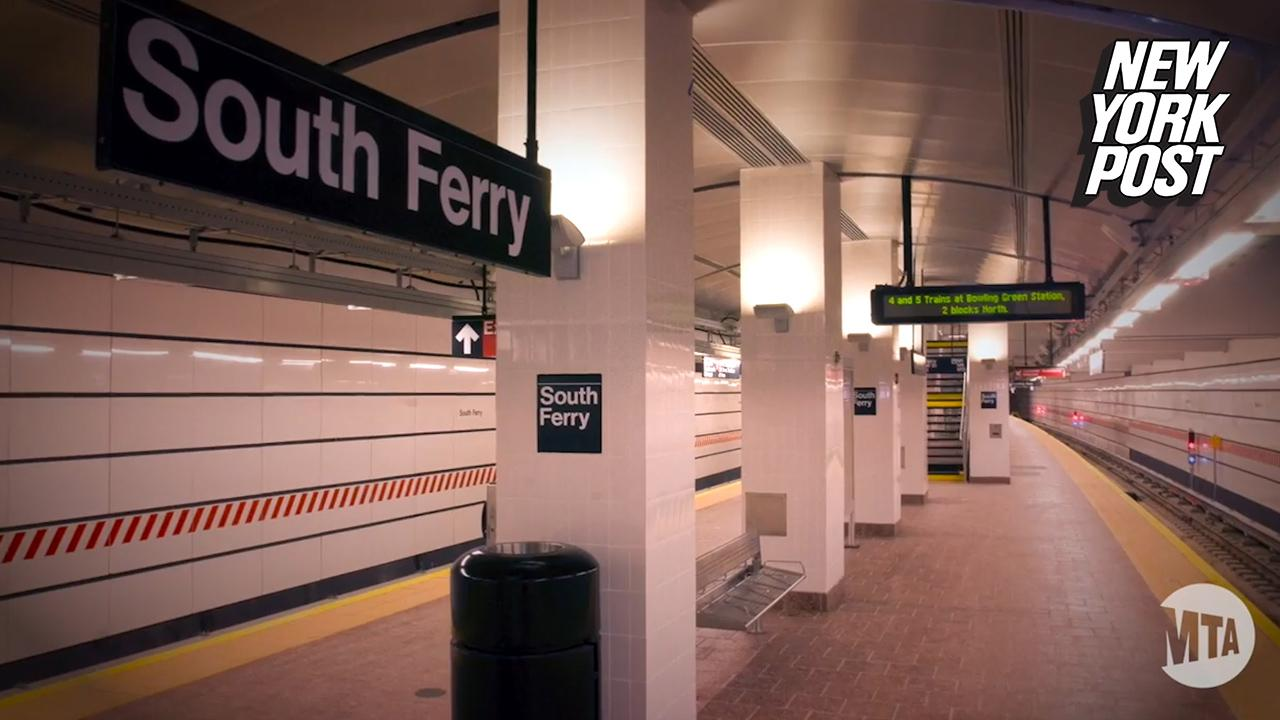 South Ferry Station Finally Reopening Nearly 5 Years After Sandy