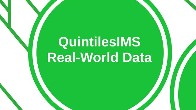 QuintilesIMS Real-world Data