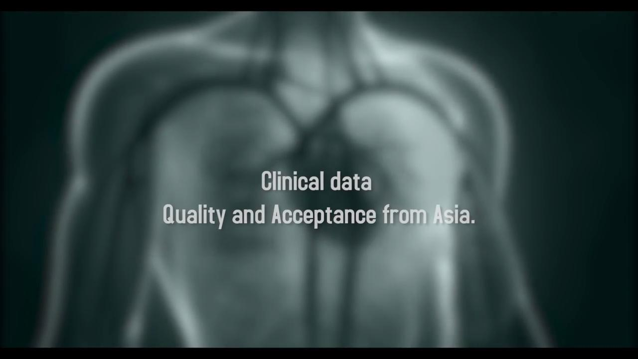 Clinical data quality and acceptance from Asia