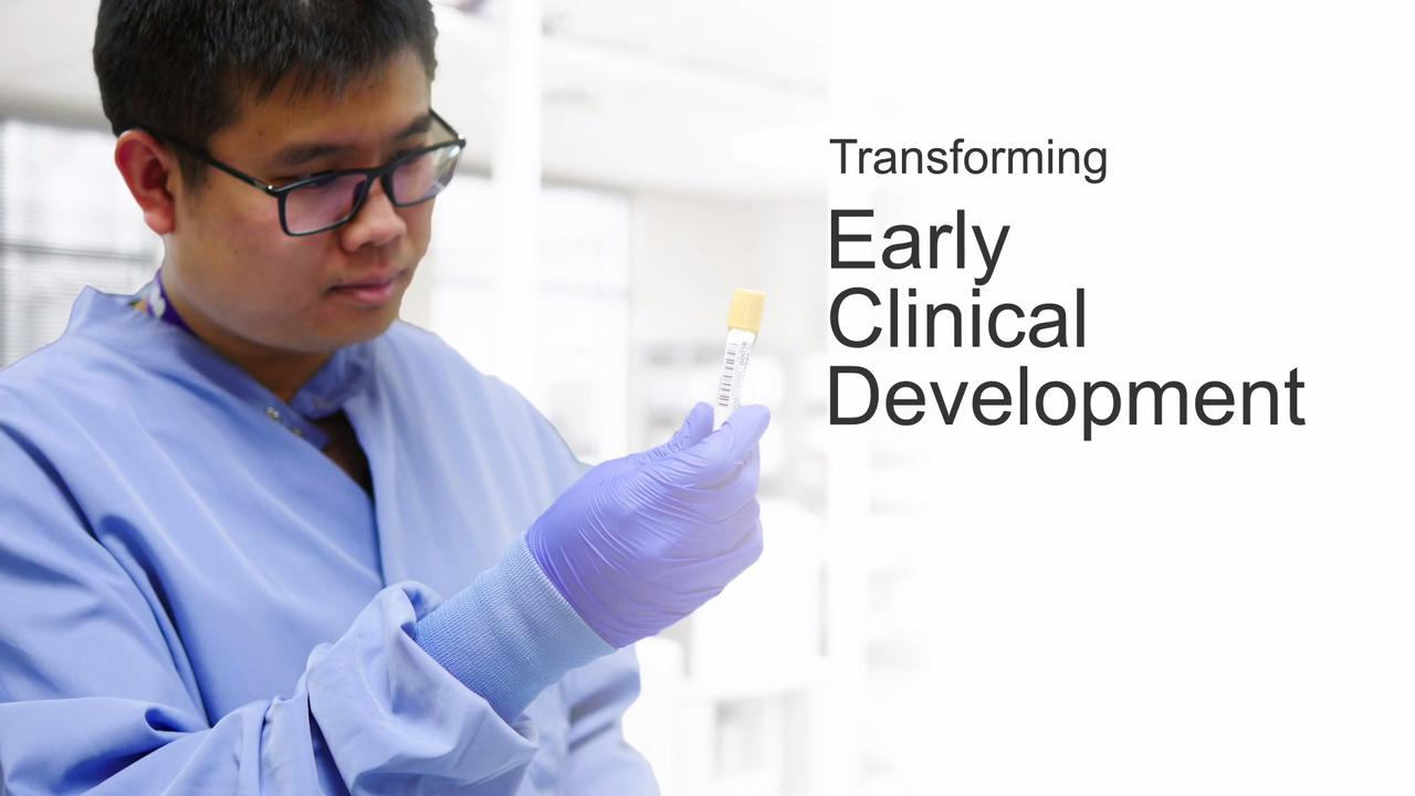 Transforming Early Clinical Development