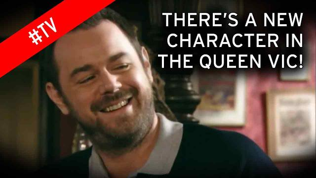 Danny Dyer returns to TV playing Mick Carter in Eastenders