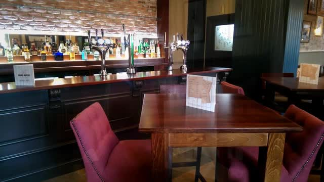 Take a look around the newly refurbished Border Minstrel at Newcastle Racecourse