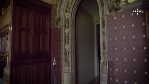This is a wonderful look around the Cardiff Castle you may never have seen before