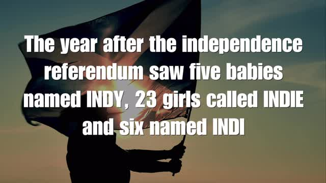 Scotland's Most Unusual Baby Names