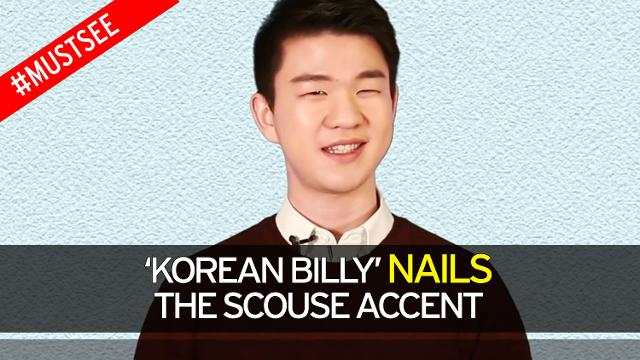 """""""Korean Billy"""" NAILS the Scouse accent"""