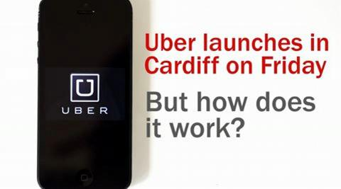 How to book an Uber car