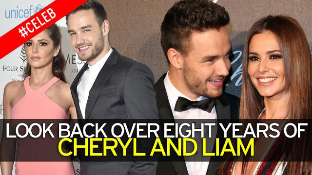 Watch Cheryl and Liam's romance BLOSSOM since meeting eight years ago