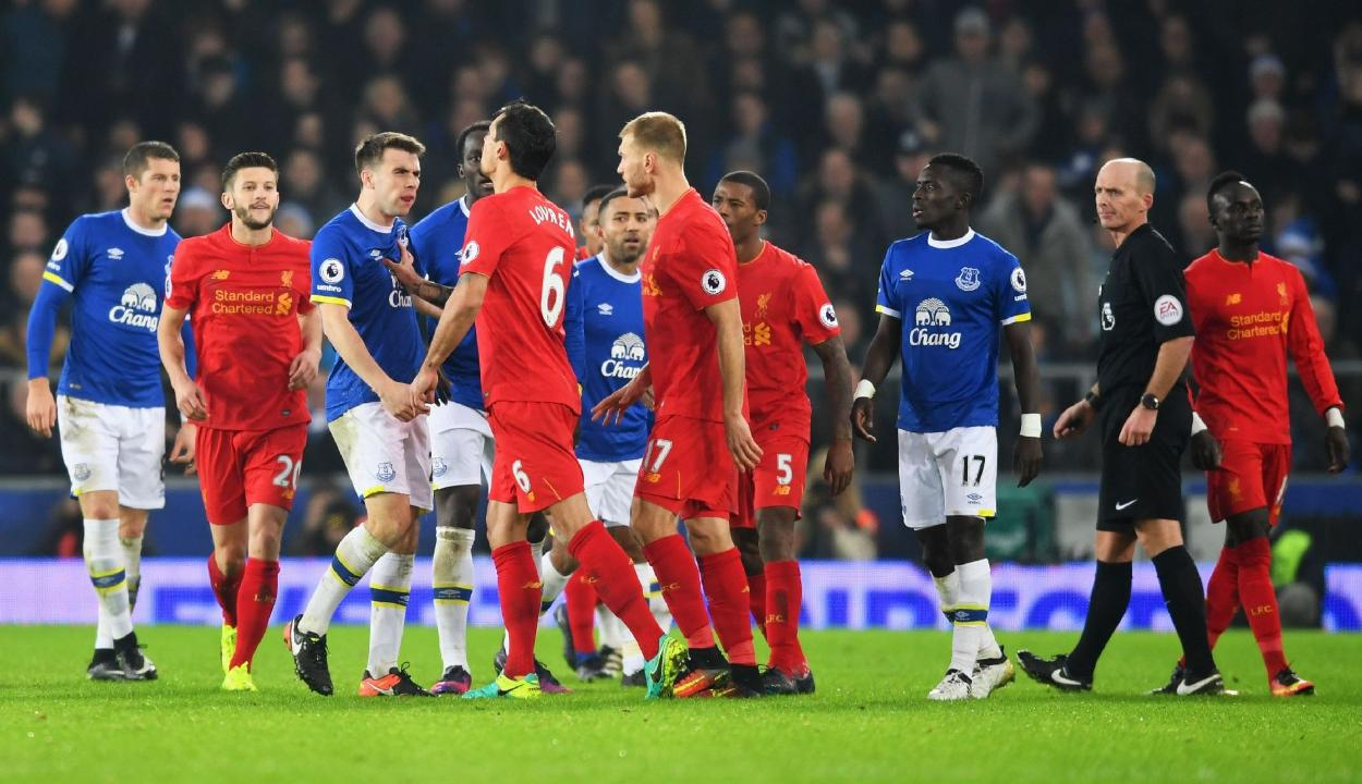 Everton FC 0 Liverpool FC 1: How the Blues rated - Daily Post