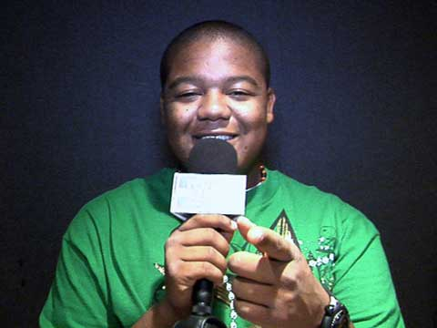 In The Voiceover Booth With Kyle Massey