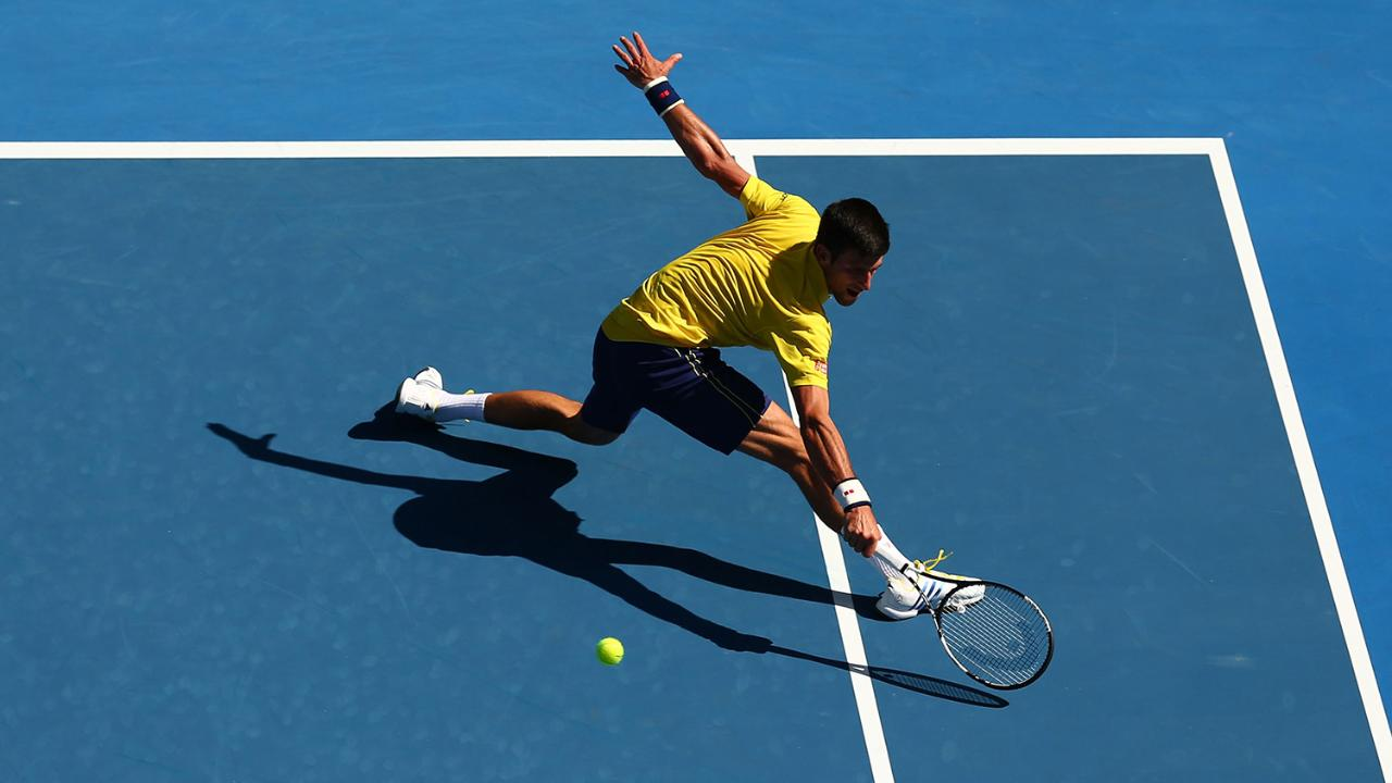 GIG Leaderboard: The fastest tennis players on earth