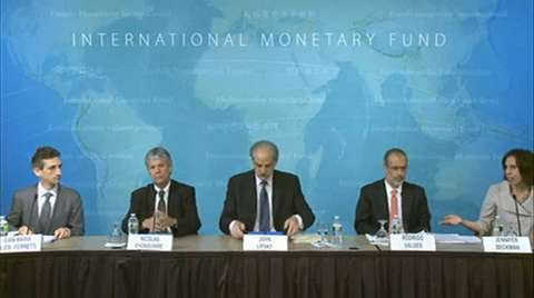 Press Conference on the Concluding Statement  for Annual Report on U.S Economy