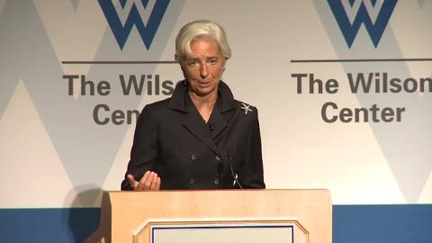 Global Economic Challenges and Global Solutions: An Address by Christine Lagarde, Managing Director, IMF
