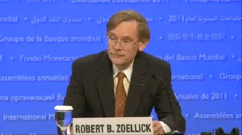 Press Briefing: World Bank Group President Robert B. Zoellick