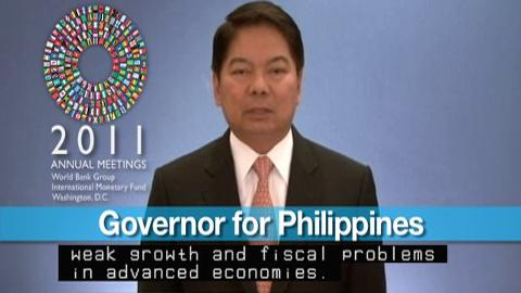Statement by the Governor for the Philippines