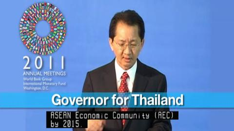 Statement by the Governor for Thailand