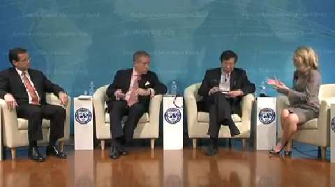Program of Seminars: The 12th Five Year Plan and the Role of Financial Reform in Transforming China's Growth Model