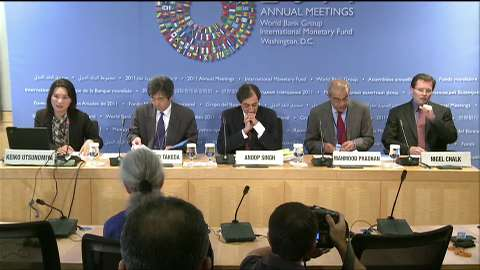 Press Briefing: IMF Asia and Pacific Department