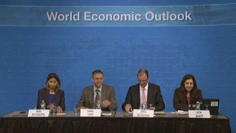 World Economic Outlook Analytical Chapters Press Conference