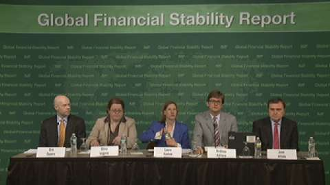 GFSR Analytical Chapters Press Conference
